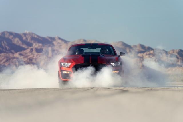 711马力 新款Mustang Shelby GT500动力曝光