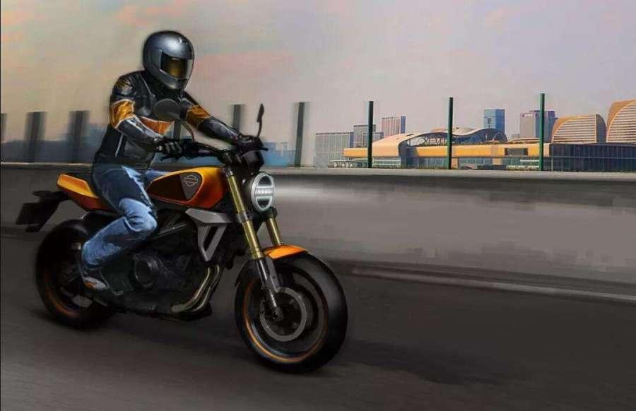 吉利联手哈雷戴维森 2020年国产小排量摩托