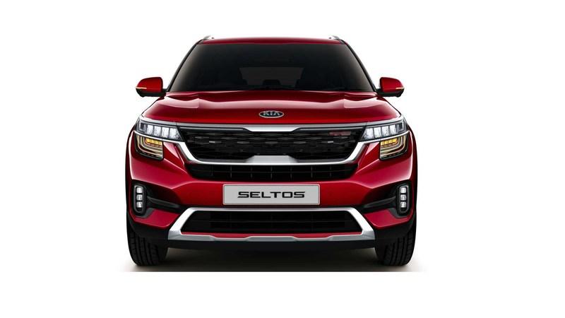 定位小型SUV 起亚Seltos车型将于四季度上市