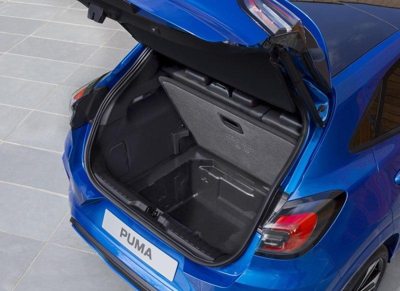 福特PUMA官图正式发布 预计年底在杭州投产
