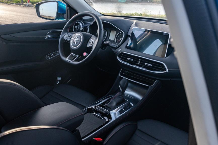 全新名爵HS 20T车型上市 售价10.98万起