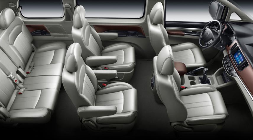 东风风行菱智国六版车型上市 售价6.39万起