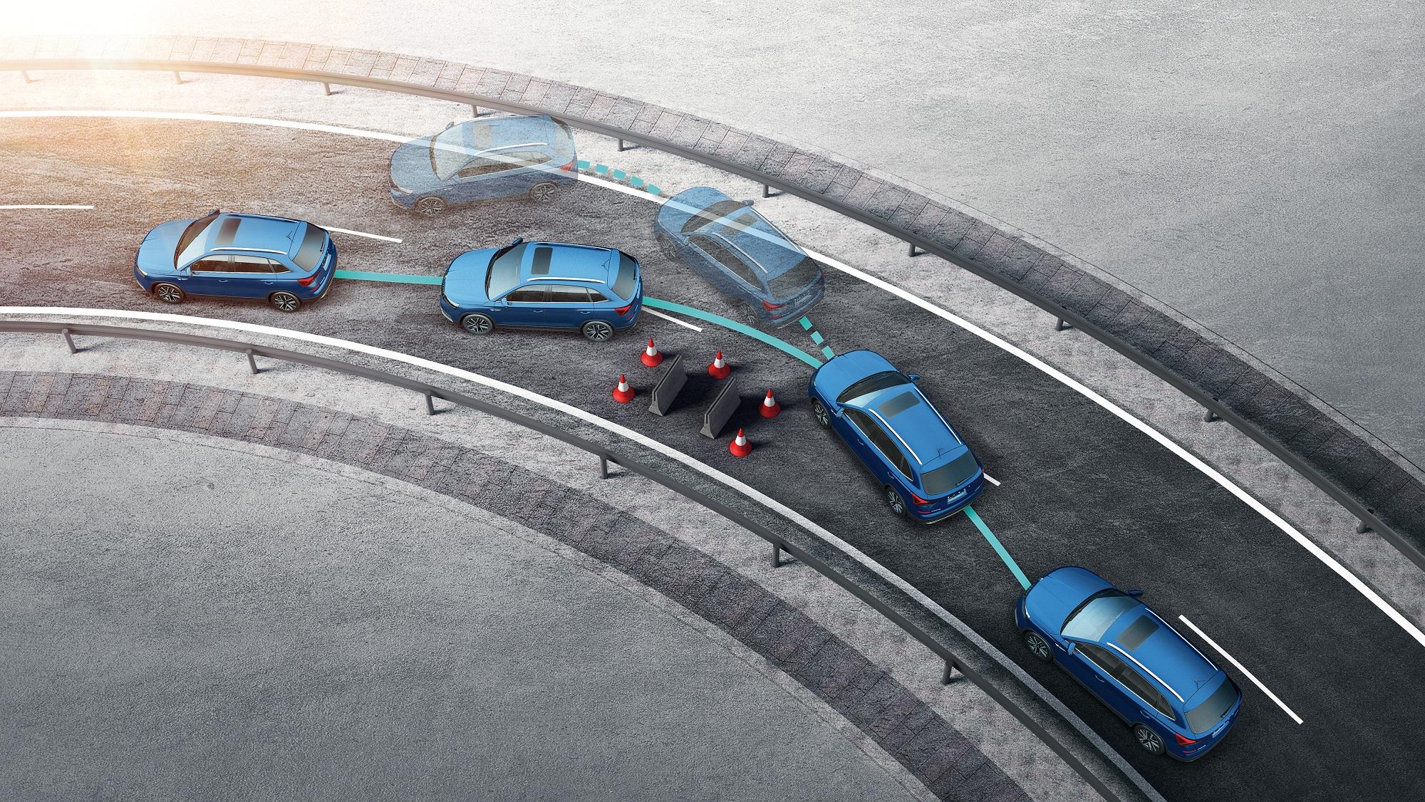 斯柯达柯米克国六版车型上市 百公里油耗6.0L