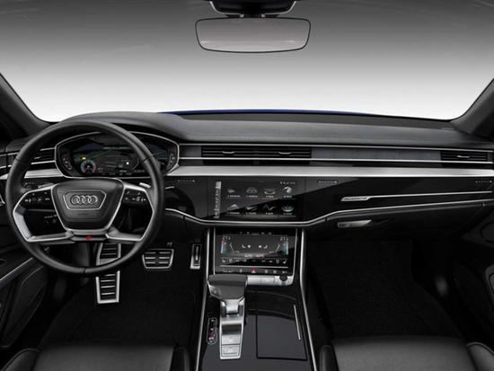 奥迪发布全新S8官图 搭载4.0T V8发动机