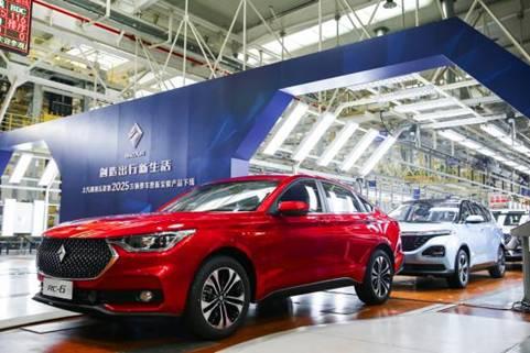 产销量创纪录 上汽通用五菱助推广西汽车工业