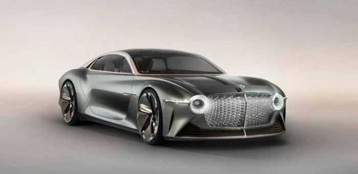 百公里加速2.5s 宾利EXP 100 GT即将亮相