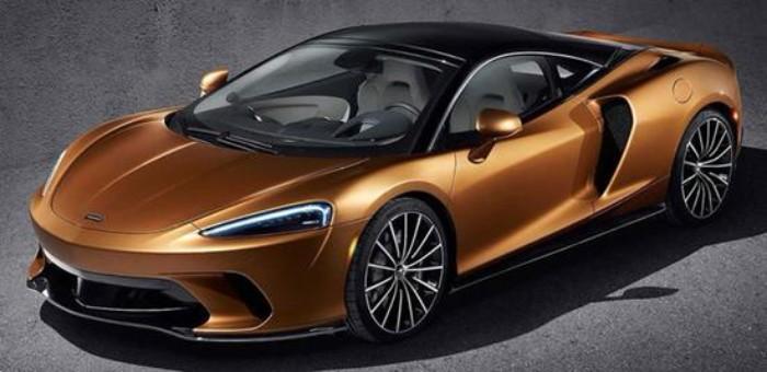 迈凯伦GT国内首发 计划年底完成交付