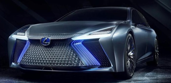雷克萨斯推出电动概念车 定位两厢小型车