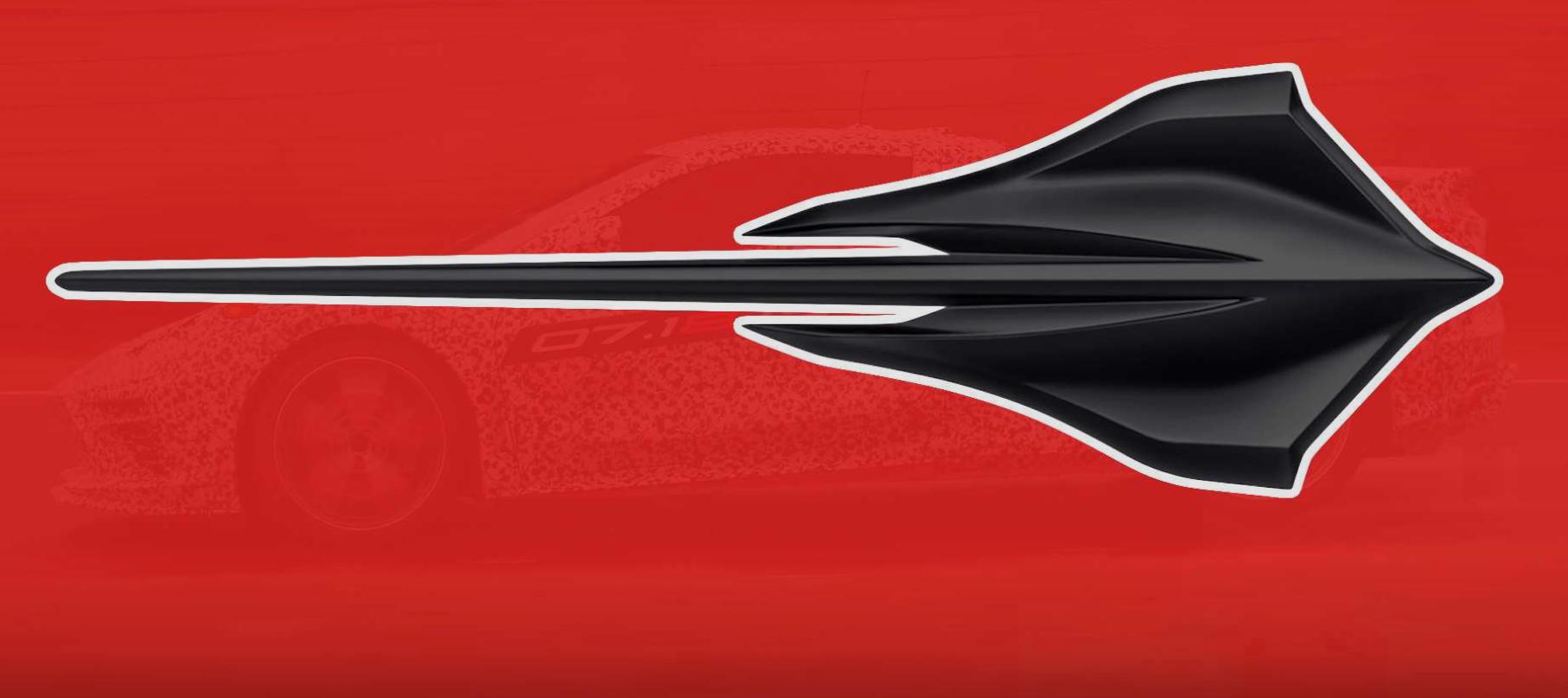 全新雪佛兰Corvette谍照曝光 最大马力500匹
