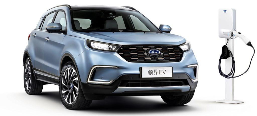 补贴优势难挡 新领界EV预售18.28万起