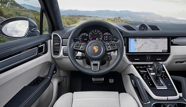 车价查询:保时捷Cayenne Coupe即将上市 售价99.8万