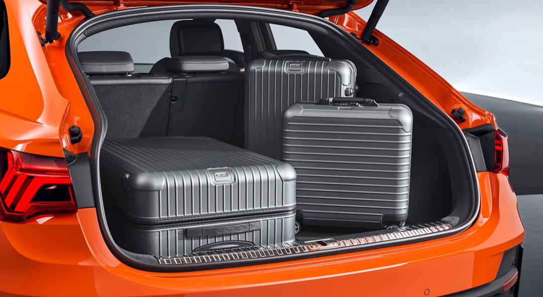 新车报价:奥迪Q3 Sportback官图发布 坡顶设计更具运动感