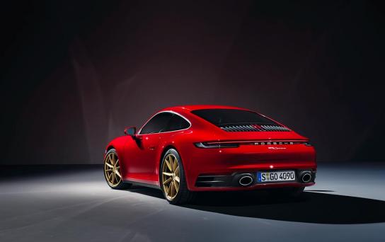 车价网:全新入门版保时捷911开启预售 将于2020年交付