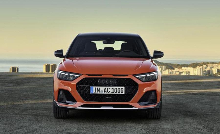 新车报价:A1 Citycarver的全新官图发布 将于三季度上市