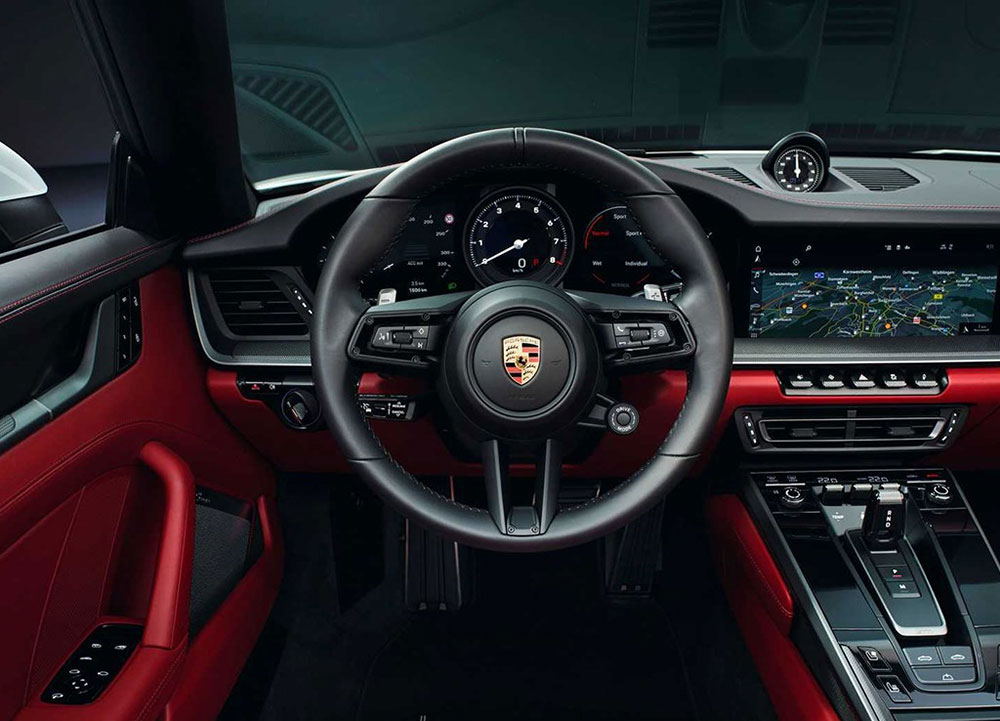 新车报价:保时捷911 Carrera官图发布 搭载3.0T发动机