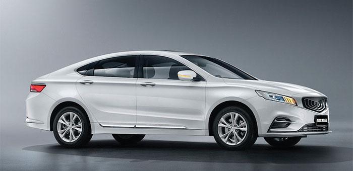 新款博瑞GE官图发布 增1.8T燃油车型