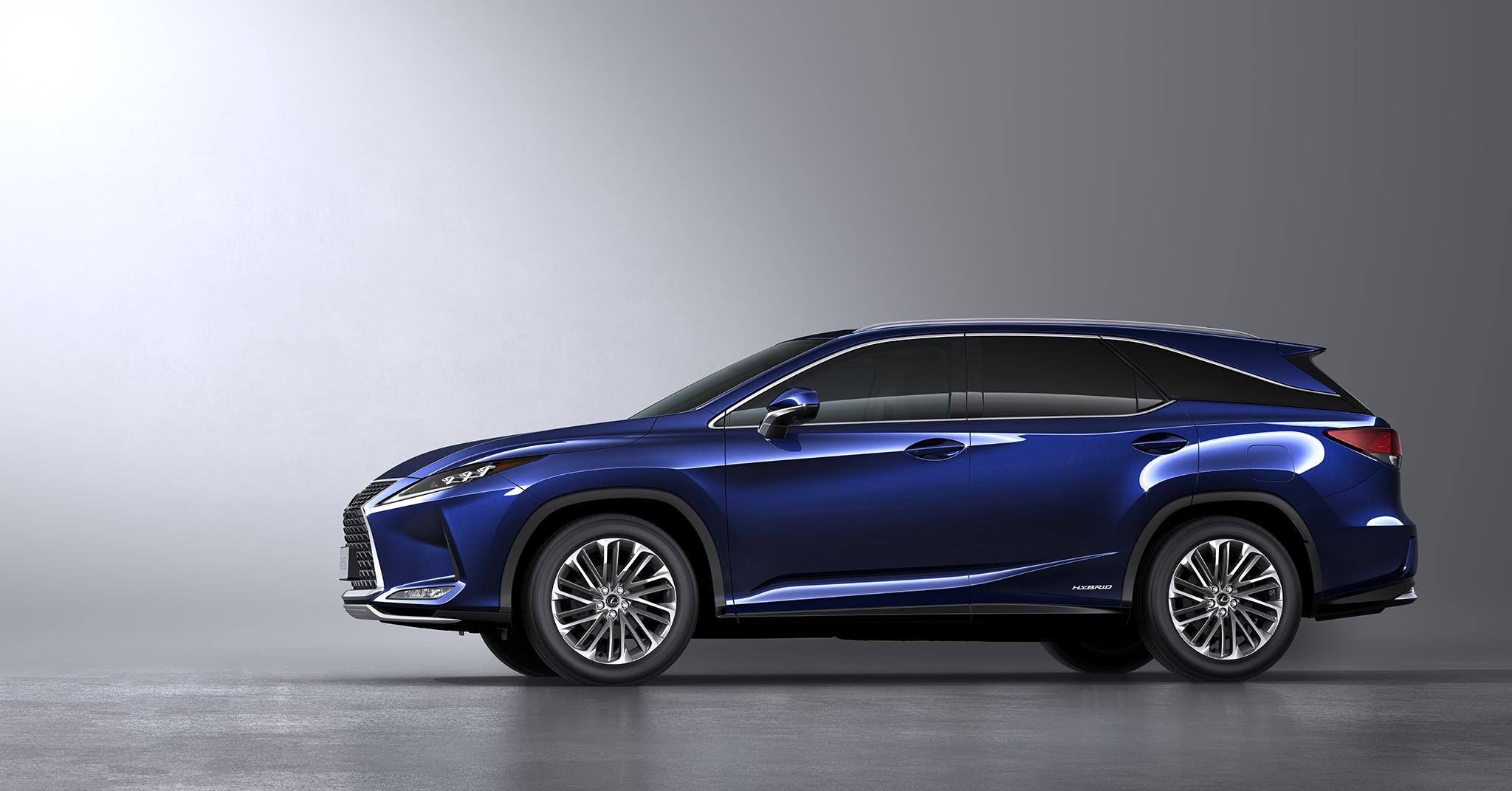 车价网:有望成都车展上市 新款雷克萨斯RX最新信息
