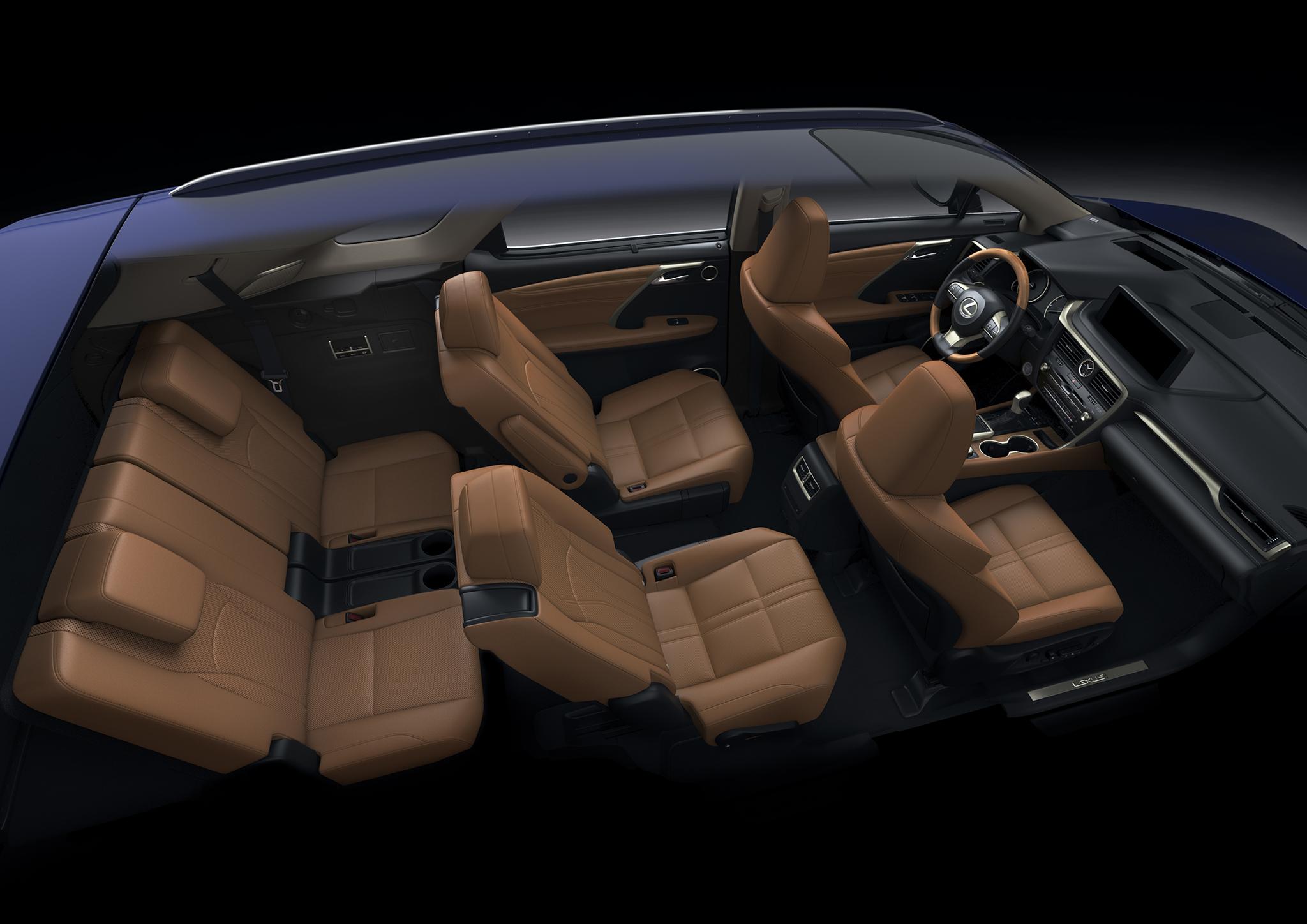 车价查询:雷克萨斯RX系列开启预售 预售价39.9万元起