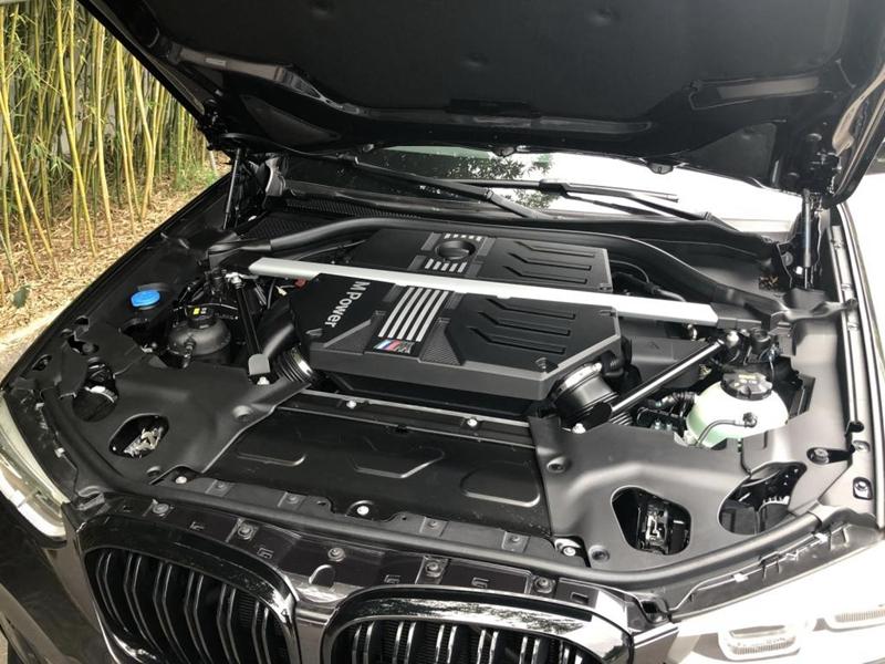 新车报价:破百仅需4.1秒 宝马X4 M雷霆版8月27日上市