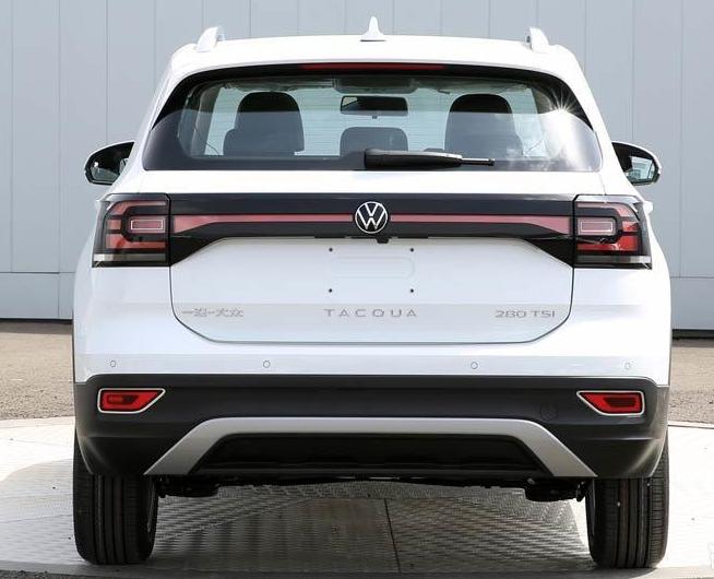 车价网:定位小型SUV 一汽-大众TACQUA申报图曝光