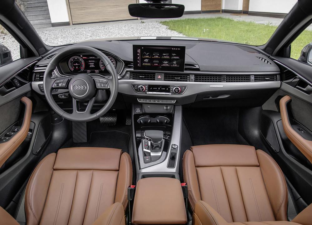 新车报价:奥迪A4 Avant疑似预售34.50-37.20万元