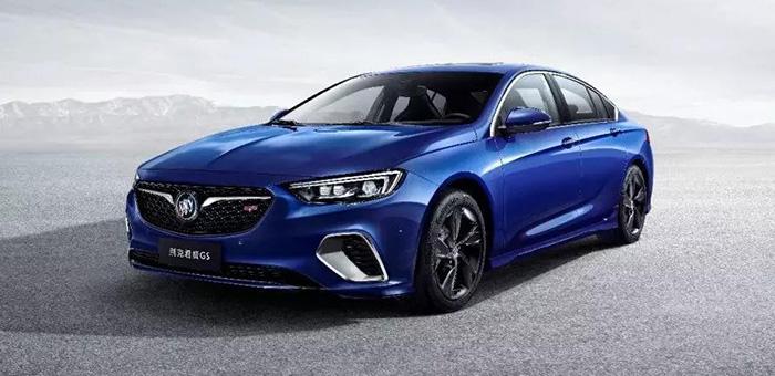 全新别克君威GS 28T精英型上市 售21.88万元