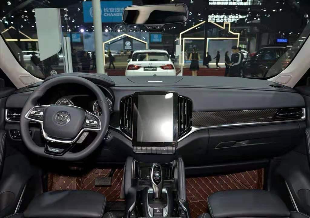 新车报价:华晨中华V7 1.8T车型上市 售价12.49万起
