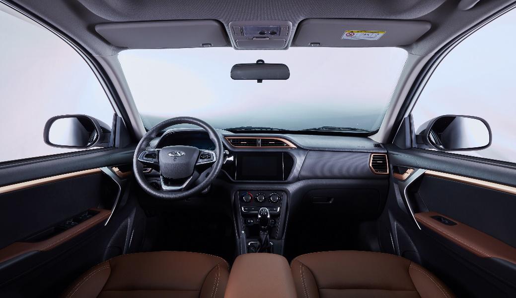 新车报价:2020款瑞虎3百万全球版上市 售5.99-6.69万元