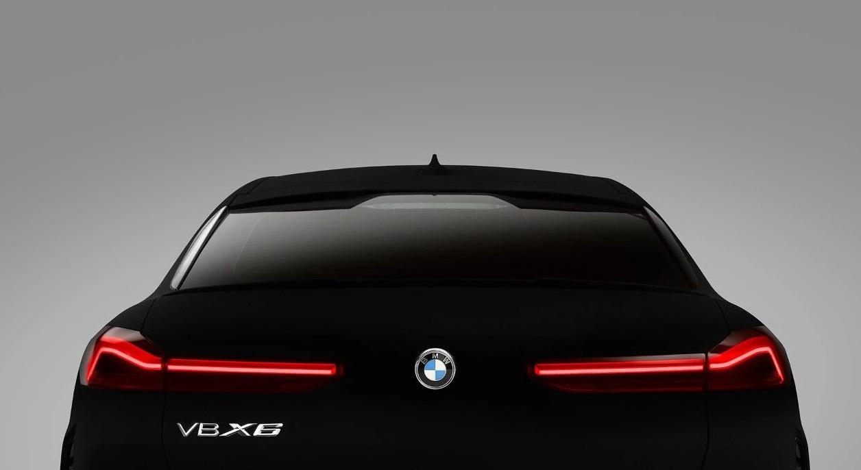 车价网:喷涂最黑车漆 特别款宝马X6亮相法兰克福车展