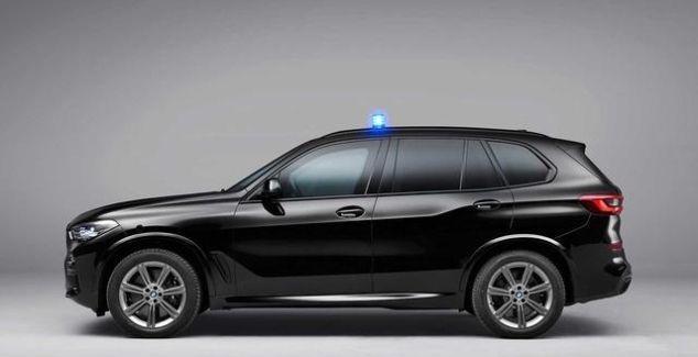 新车报价:宝马X5防弹车官图发布 最大动力530马力