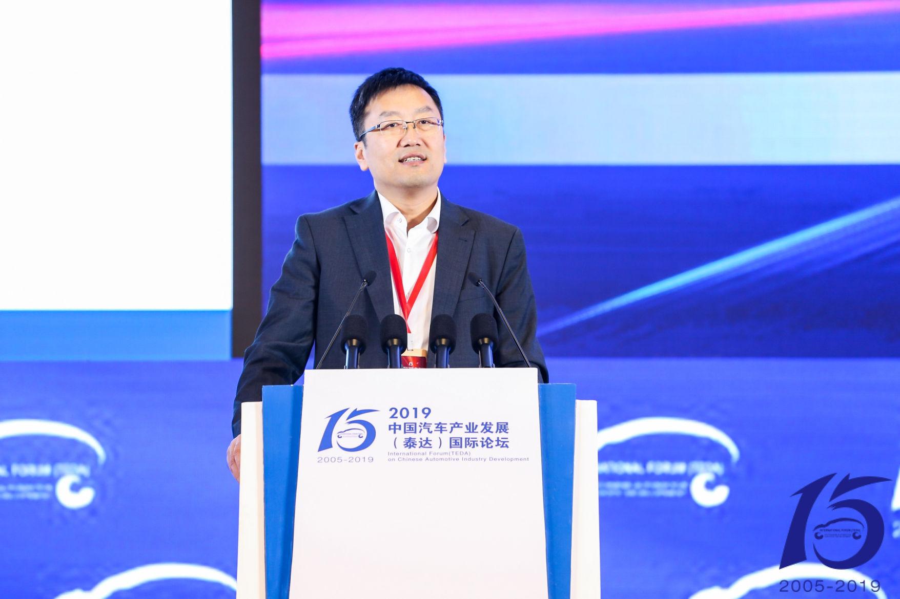 王晓明:汽车产业格局正在重塑,品牌是关键力量