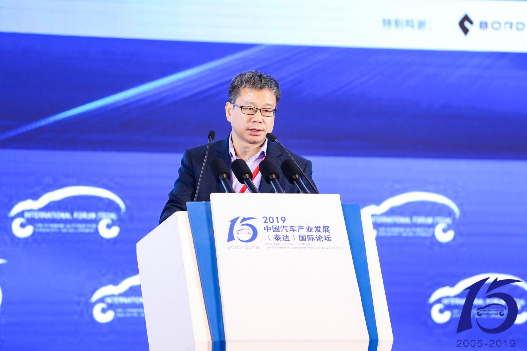 黄希鸣:做好准备,迎接新能源汽车产业的机遇和挑战