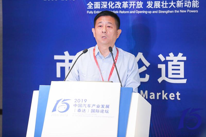 车价网:蒋学锋:商用车需要进行技术转型和模式转型