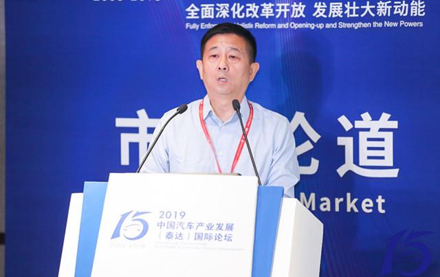 蒋学锋:商用车需要进行技术转型和模式转型