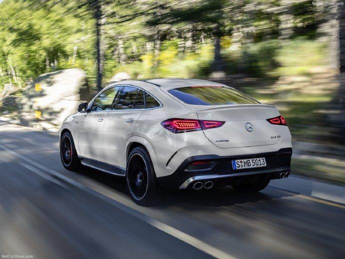 车价查询:零百加速5.3秒 全新奔驰AMG GLE发布