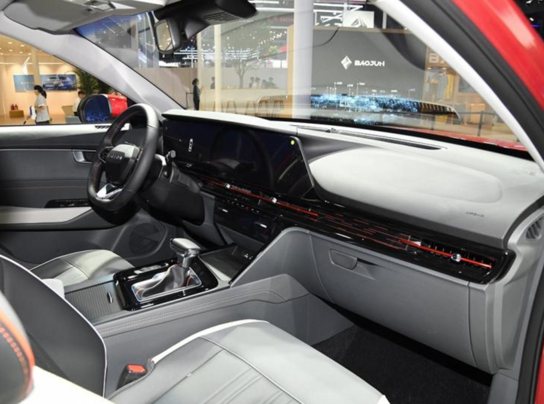 新车报价:新宝骏RC-6运动轿车上市 售价8.48万元起