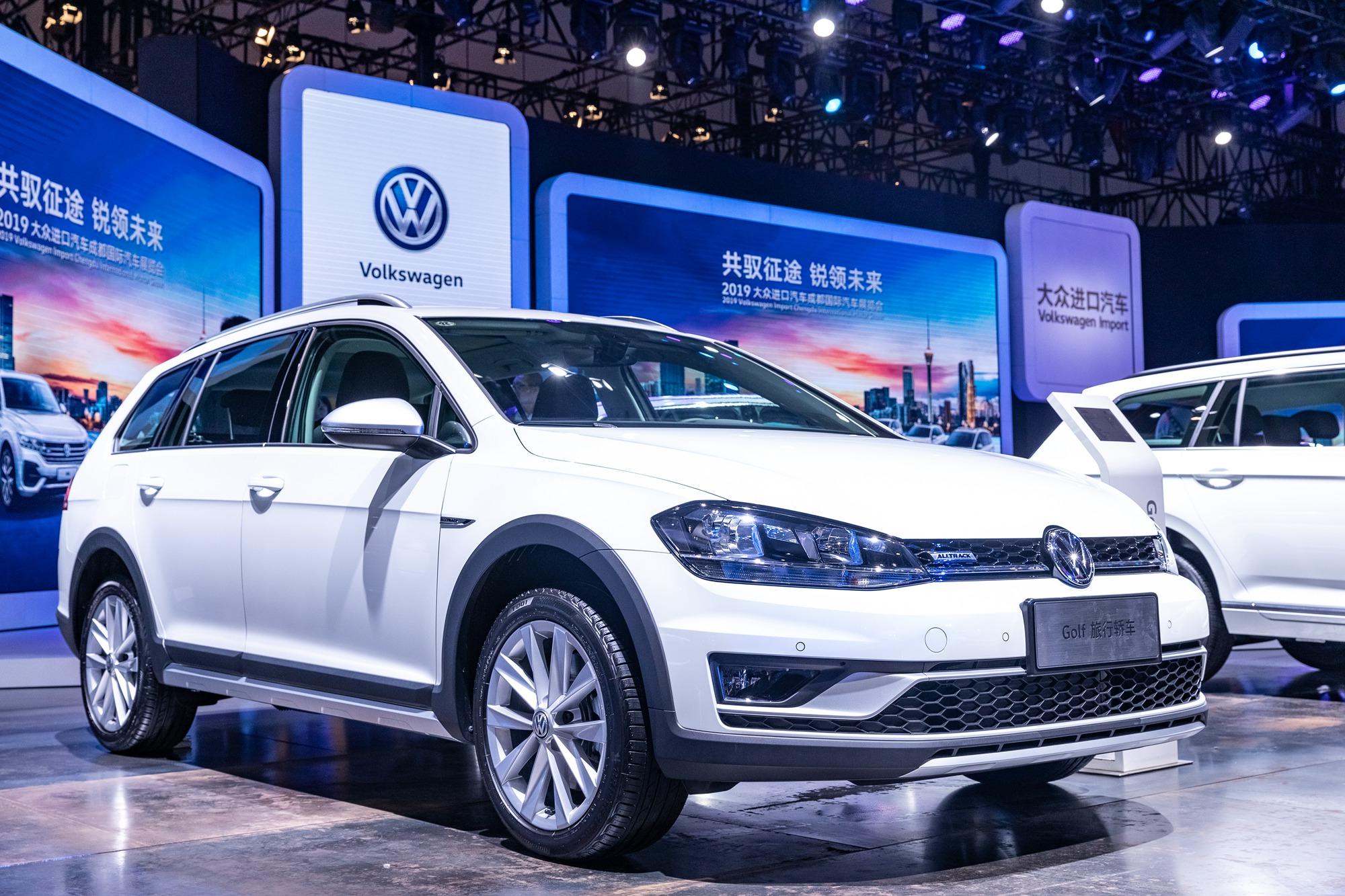 车价网:大众进口汽车携旗下多款车型亮相成都车展