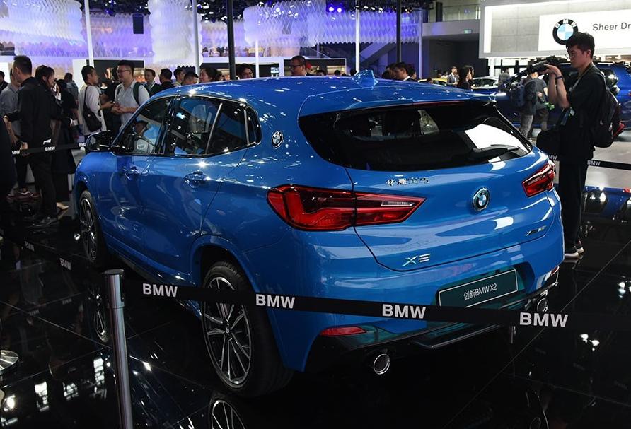 车价查询:运动风格更浓厚 国产宝马X2正式亮相