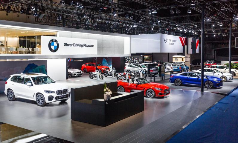 车价网:持续强化产品攻势 宝马携多款新车亮相成都车展