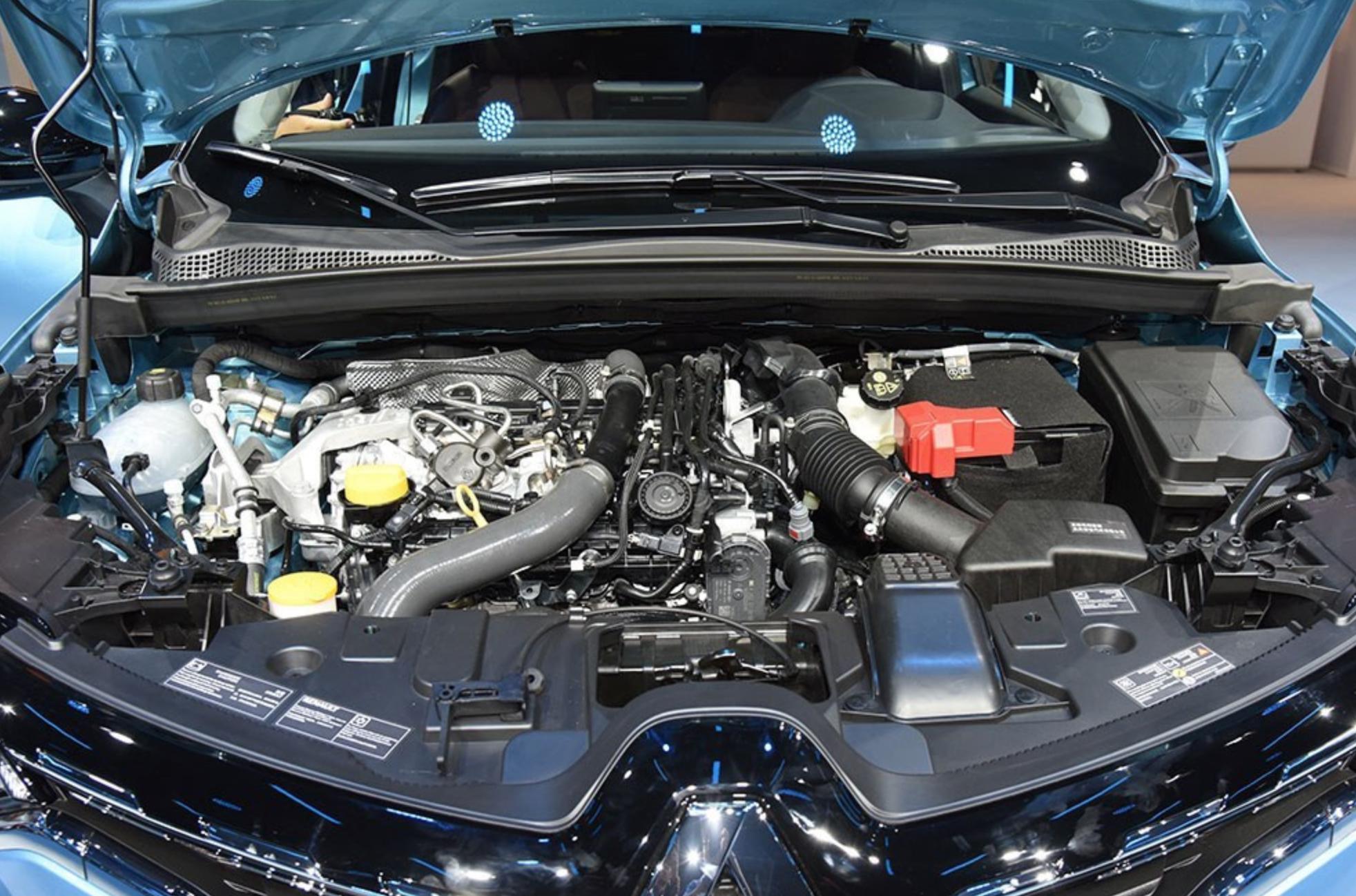 车价查询:搭载1.3T动力 东风雷诺科雷缤10月18日上市