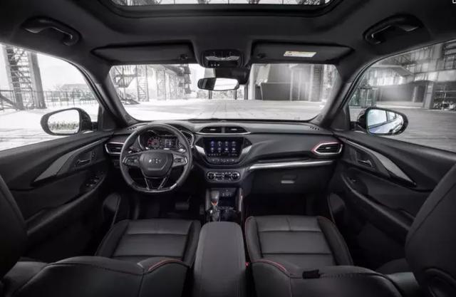 年轻化的设计 雪佛兰紧凑型SUV创界正式上市