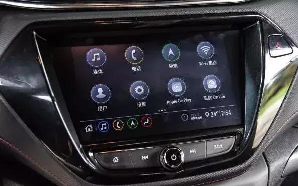 车价查询:年轻化的设计 雪佛兰紧凑型SUV创界正式上市