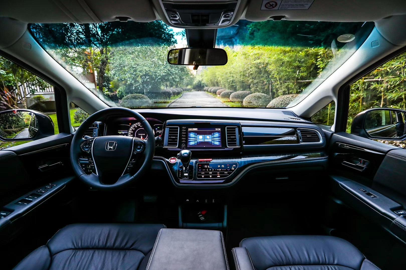 车价查询:搭载i-MMD混动系统 新本田艾力绅混动11日上市