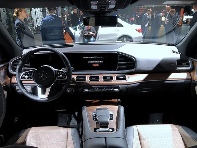 新车报价:奔驰GLE PHEV 法兰克福国际车展正式首发