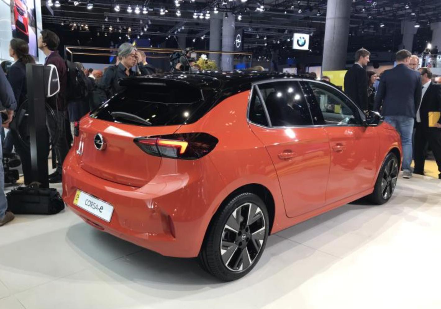 车价网:续航330KM 全新欧宝Corsa-e车展正式亮相