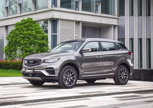 车价查询:接连推升级版车型 三款自主家用SUV怎么选?
