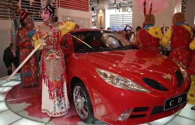车价网:从红旗观光旅游团 看中国车企的法兰克福迷情
