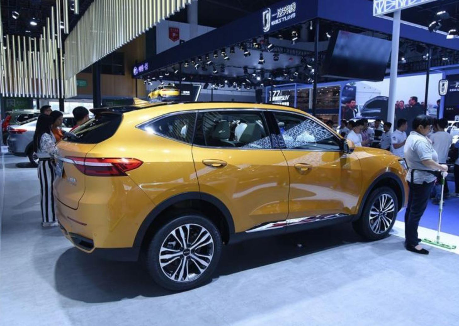 车价查询:配置提升 2020款哈弗F7将于10月正式上市