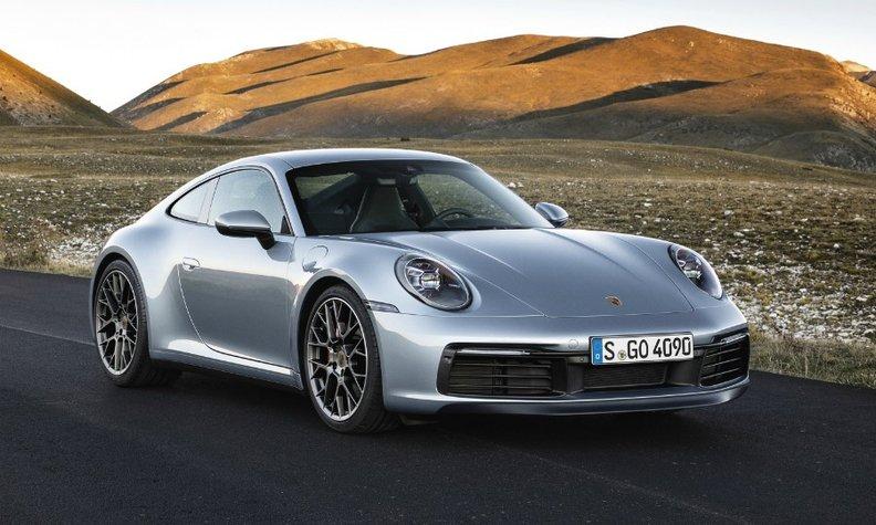 车价网:新款保时捷911--2019年利润率最高车型