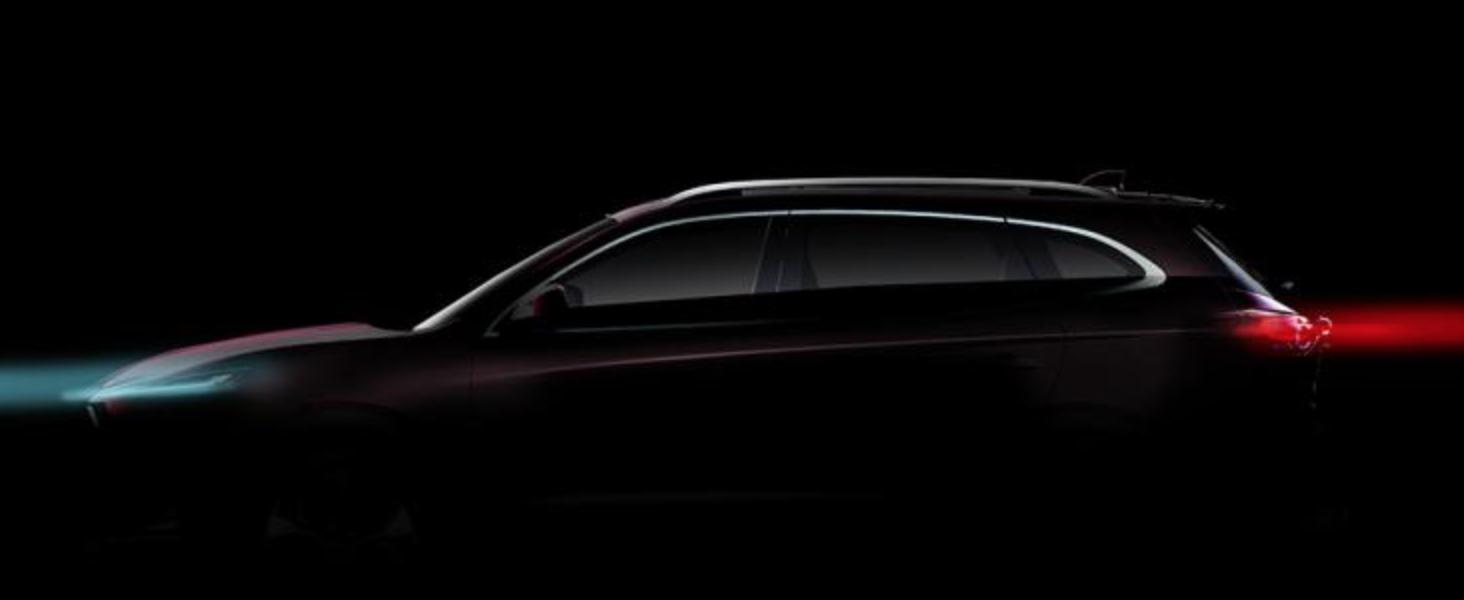 车价网:江淮新S7预告图曝光 预计今年年底上市